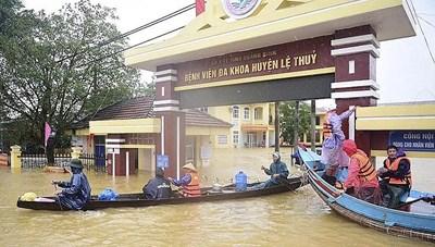 Linh hoạt chi trả tạo điều kiện cho người dân bị ảnh hưởng do bão, lũ