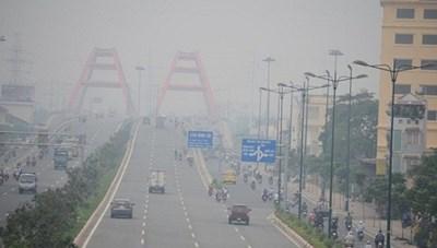 TP Hồ Chí Minh: Chất lượng không khí diễn biến ở mức gây hại