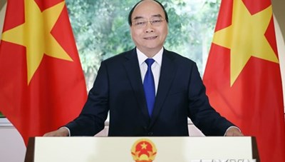 Thông điệp của Thủ tướng Nguyễn Xuân Phúc gửi tới Diễn đàn vì Hòa bình Paris lần thứ 3