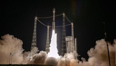 Tên lửa đẩy của châu Âu gặp sự cố khi đưa vệ tinh lên quỹ đạo