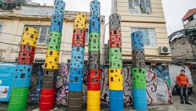 Gắn kết nghệ thuật công cộng và du lịch