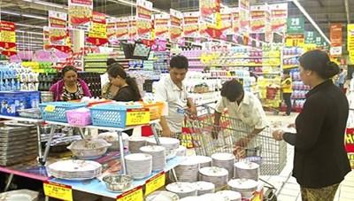 Đồng Nai: Triển khai 5 điểm bán hàng 'Tự hào hàng Việt Nam'