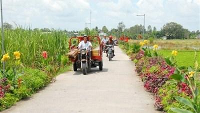 Bình Thuận: Phấn đấu một đơn vị cấp huyện đạt chuẩn Nông thôn mới
