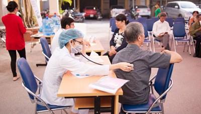 Ban hành hướng dẫn chẩn đoán điều trị viêm phổi