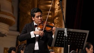 Đêm nhạc kỷ niệm 250 năm ngày sinh Beethoven