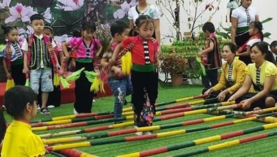 Mường Lò gìn giữbản sắc văn hóa