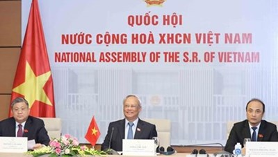 Tăng cường hợp tác nghị viện giữa Việt Nam và Kazakhstan