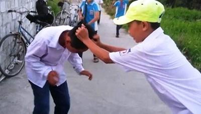 Sớm chấm dứt tình trạng trẻ em bị bắt nạt, bạo lực