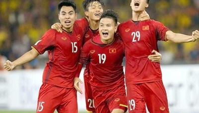 Không thi đấu, đội tuyển Việt Nam vẫn thăng tiến trên bảng xếp hạng FIFA