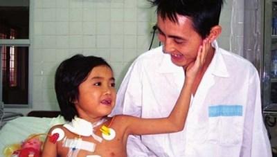 Cô bé ghép gan đầu tiên tại Việt Nam ra đi ở tuổi 26
