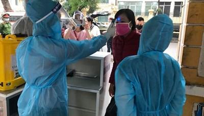 Các ca lây nhiễm trong cộng đồng ở Việt Nam có thể xảy ra vào bất kỳ thời gian nào