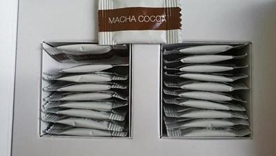 Tuyệt đối không sử dụng sản phẩm MONE Macha Cocoa