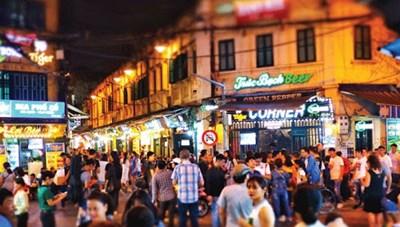Hà Nội: Quận Hoàn Kiếm thí điểm phát triển kinh tế đêm