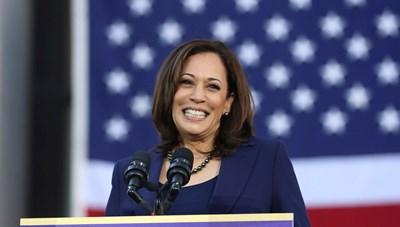 Bà Kamala Harris công bố các phụ tá Nhà Trắng