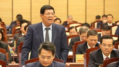 Phó Chủ tịch UBND TP Hà Nội Nguyễn Quốc Hùng: Hà Nội không bảo kê cát tặc