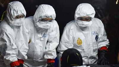 Singapore phê chuẩn bộ kit mới để đẩy nhanh năng lực xét nghiệm virus SARS-CoV-2