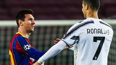 Lịch sử bóng đá sang trang: Khi Messi, C.Ronaldo chỉ là... vai phụ