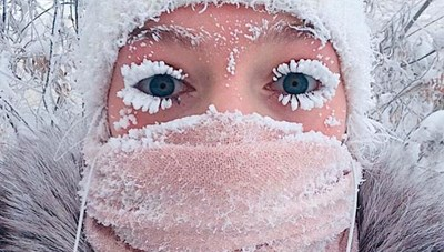 Ngôi làng lạnh nhất thế giới