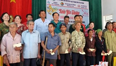Gia Lai: Thực hiện phong trào 'Tết Vì người nghèo và nạn nhân chất độc da cam'