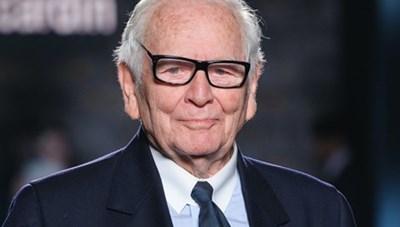 Nhà thiết kế thời trang lừng danh Pierre Cardin qua đời ở tuổi 98