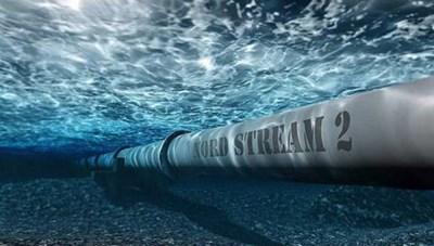 Hoàn tất lắp đặt đường ống Nord Stream 2 trong lãnh hải Đức