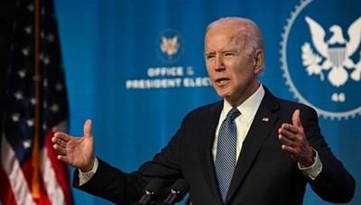 Ông Joe Biden: 'Đừng gọi họ là người biểu tình. Họ là những kẻ bạo loạn'