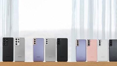 Chính thức ra mắt Galaxy S 2021 series: Mẫu smartphone Android hiệu năng mạnh mẽ