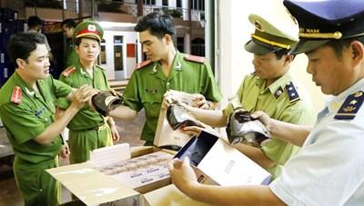 Sửa đổi quy chế hoạt động BCĐ 389 quốc gia