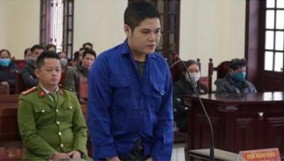 Tử hình kẻ 'ngáo đá' dùng kéo sát hại nữ sinh 15 tuổi