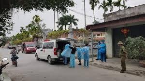 Hà Nội thông báo khẩn: Tìm lái xe chở bệnh nhân 1694 đi Thái Bình