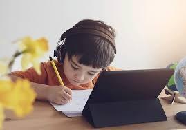 Hải Phòng: Dừng dạy học online lớp 1, lớp 2 vì nhiều bất cập