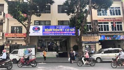 Gỡ phong tỏa Bệnh viện K cơ sở Phan Chu Trinh và cơ sở Tam Hiệp