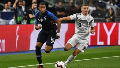 [VIDEO] Pháp 1-0 Đức: Chiến thắng thuyết phục cho 'Gà trống'