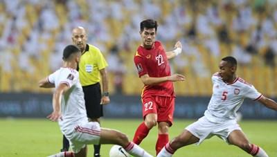 [VIDEO] Việt Nam 2-3 UAE: Đội quân sao vàng làm nên kỳ tích