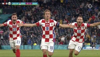 [VIDEO] Croatia 3-1 Scotland: Dấu ấn của nhạc trưởng Modric