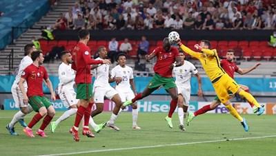 [VIDEO] Bồ Đào Nha 2-2 Pháp: Trận đấu của penalty