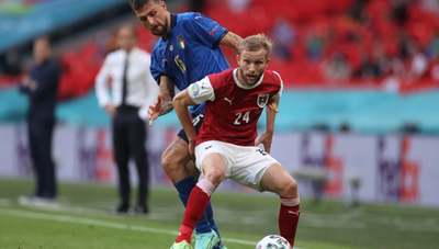 [VIDEO] Ý 2-1 Áo: Nhọc nhằn tấm vé vào Tứ kết