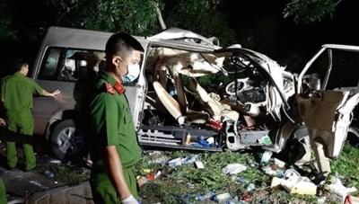 Nguyên nhân vụ tai nạn thảm khốc ở Bình Thuận