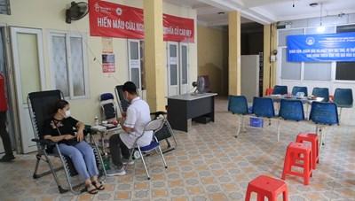 [VIDEO] Hà Nội: Người dân đi hiến máu trong những ngày giãn cách