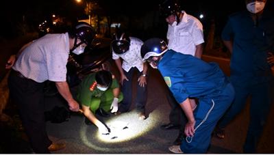 Trà Vinh: Truy tìm đối tượng đột nhập, đâm gục 2 vợ chồng để cướp tài sản