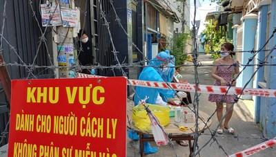 Phát hiện ca nhiễm Covid-19, Bắc Giang khẩn trương tạm thời phong tỏa 1 xã