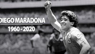 [VIDEO] Cuộc đời và sự nghiệp của huyền thoại bóng đá Diego Maradona