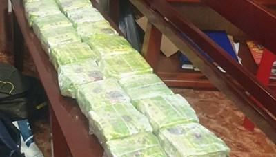 Đồng Nai: Triệt phá vụ vận chuyển ma túy lớn nhất từ trước đến nay