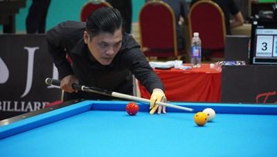 Hơn 1.600 vận động viên tranh tài Vòng 1 giải Vô địch Billiards & Snooker toàn quốc 2021