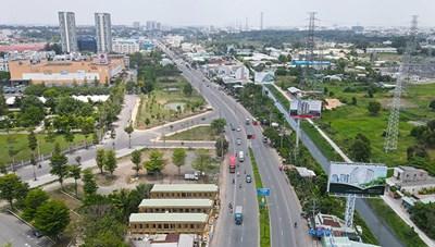 Bình Dương: Thành phố Thuận An tiếp tục đón 'sóng' bất động sản