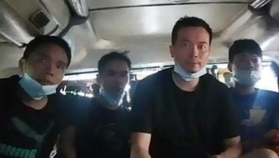 Đồng Nai: Phát hiện xe khách chở 5 người Trung Quốc nhập cảnh trái phép