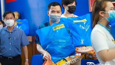 TP Hồ Chí Minh: Chăm lo cho sinh viên Lào, Campuchia trong vùng dịch