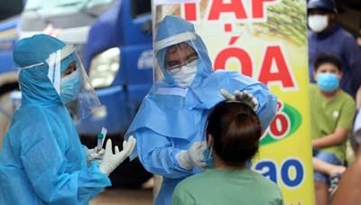 Bà Rịa-Vũng Tàu: Ghi nhận thêm 80 ca dương tính với SARS-CoV-2