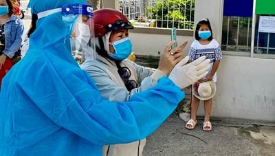 Bà Rịa - Vũng Tàu: Ghi nhận hơn 100 ca dương tính với SARS-CoV-2