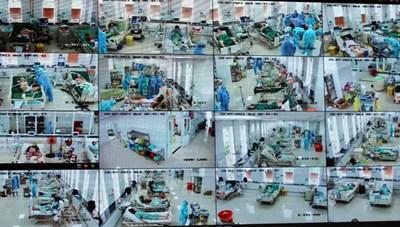 Đồng Nai: Thành lập Trung tâm hồi sức tích cực điều trị bệnh Covid-19 nặng